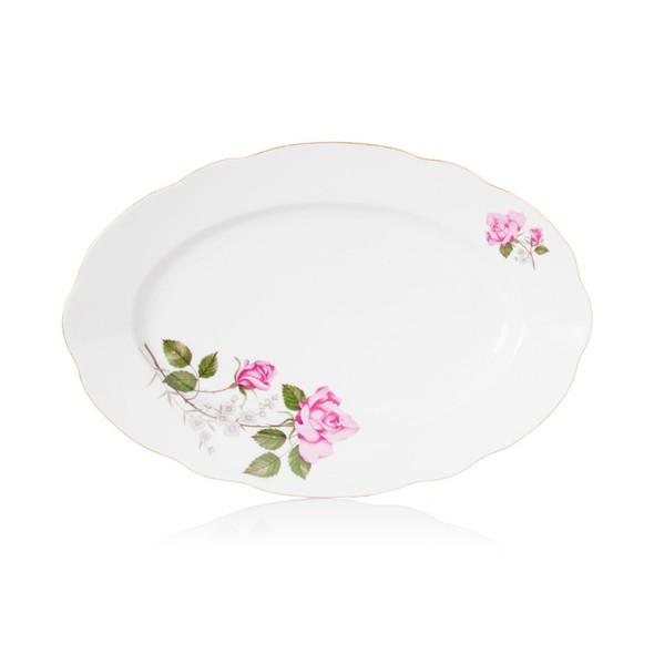 Vintage Sandwich Plate