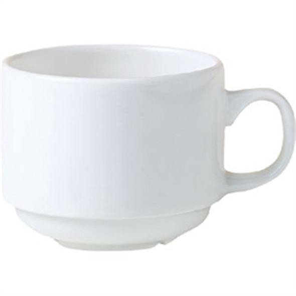 Regency Tea Cup stacking 6oz/170ml