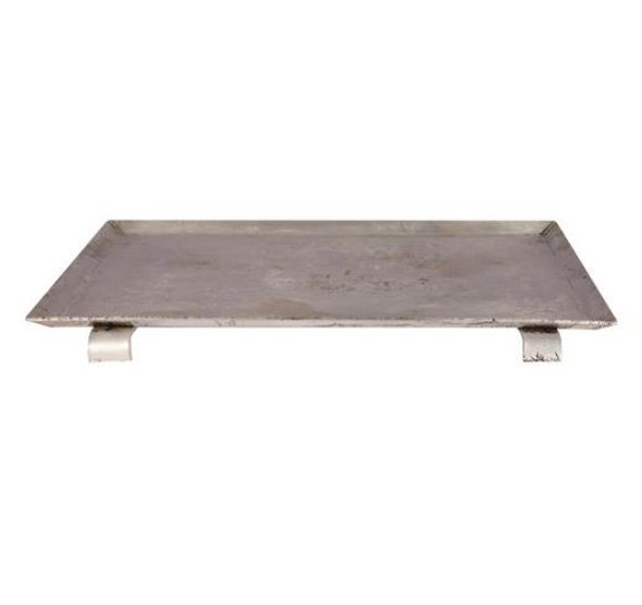 BBQ Griddle Top Shelf