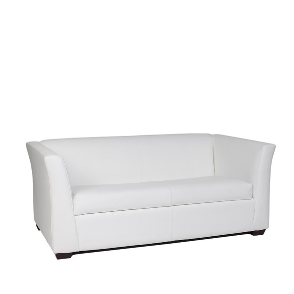 Sorrento 3 Seater Sofa White