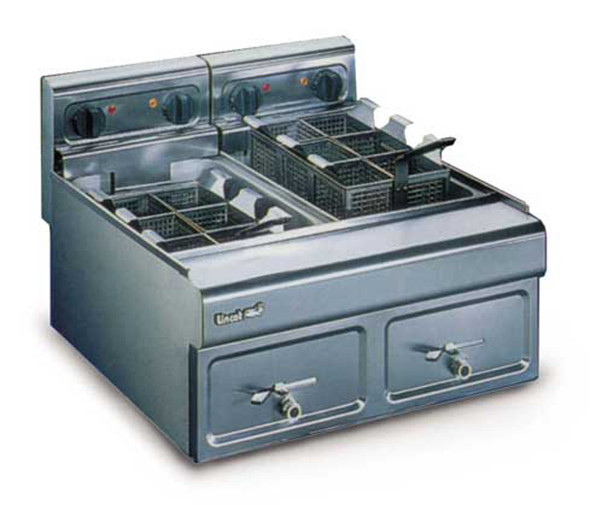 Deep Fat Fryer 2 Basket Table top (Elec.)