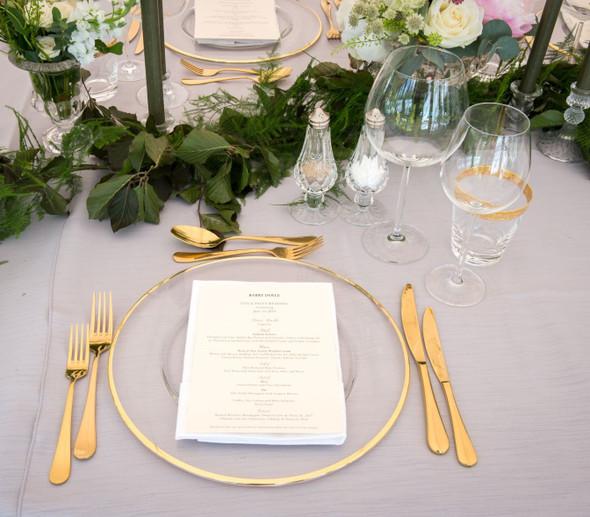 Victoria Gold Dinner Fork