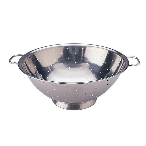 Colander Stainless Steel 19in