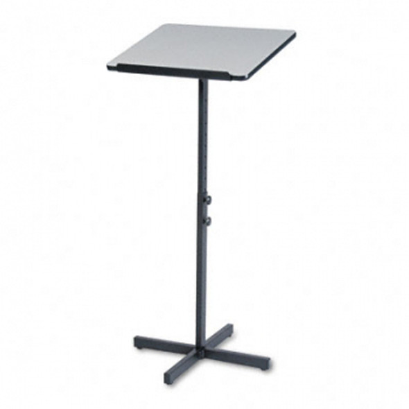 Lectern / Podium with Black Top