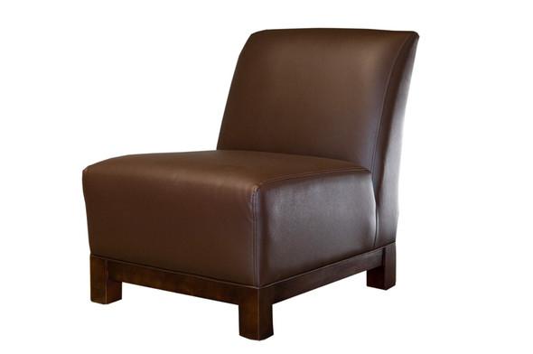 Club Armchair Cocoa Brown