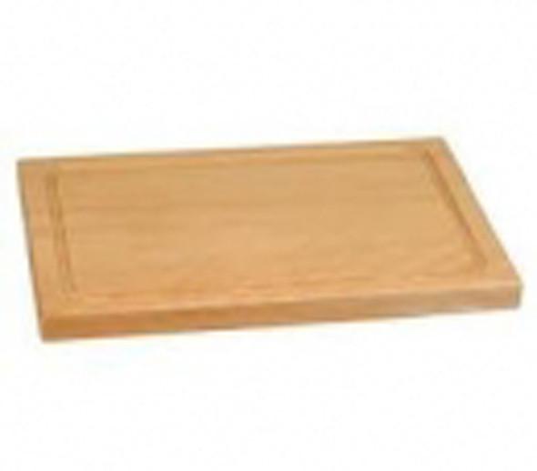 "Plastic Cheese Board (18"" x 12"")"