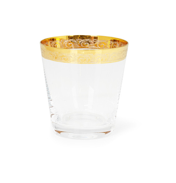 Victoria Gold Rim Water Glass 11oz (16 pack)