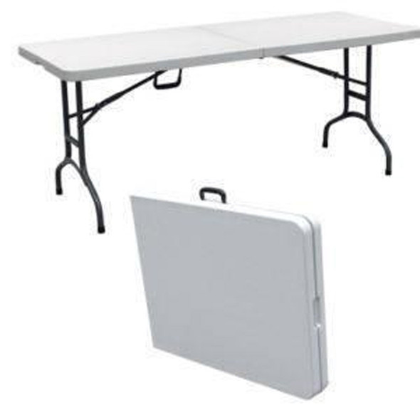 Table For Sale Foldaway Rectangular 6ft x 2.5ft