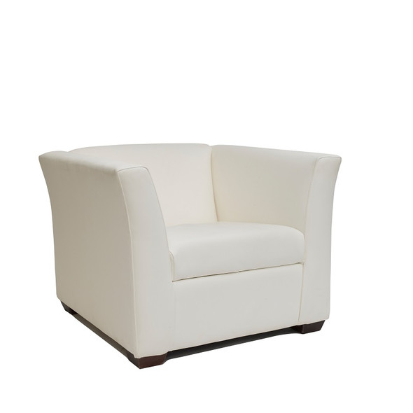 Sorrento Armchair White
