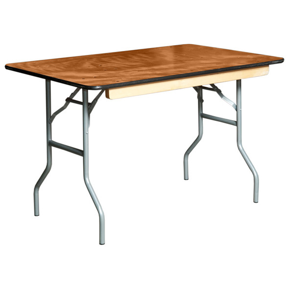 Table Rectangular 4ft x 30in