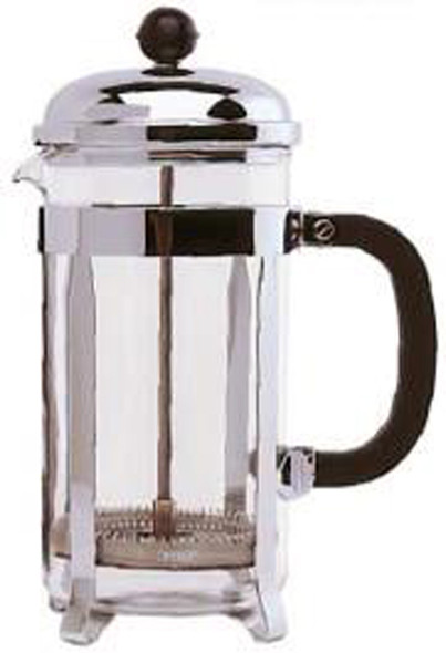 Glass Coffee Plunger / Cafetiere