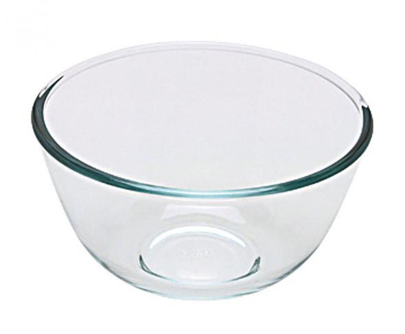 "Glass Salad/Serving Bowl 7"""