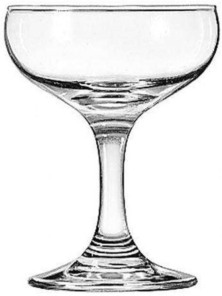 Champagne Sorbet Glass 4oz