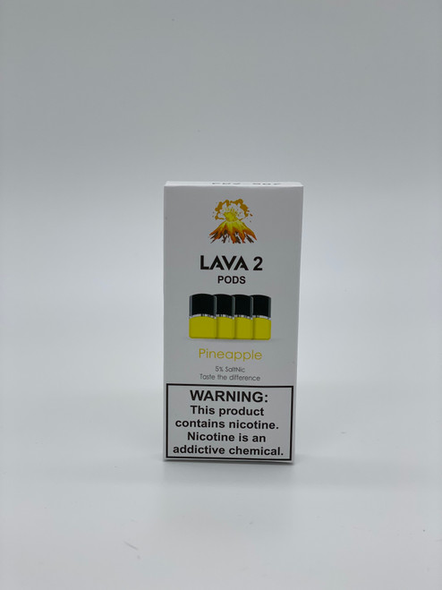 Pineapple Pods by Lava 2 PACK