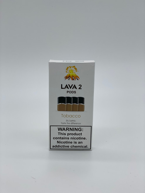 Tobacco Pods by Lava 2 SINGLE PACK
