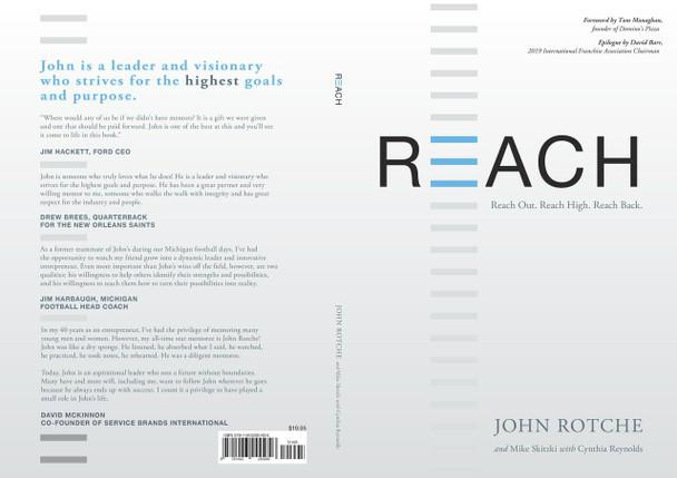 Reach by John Rotche Paperback
