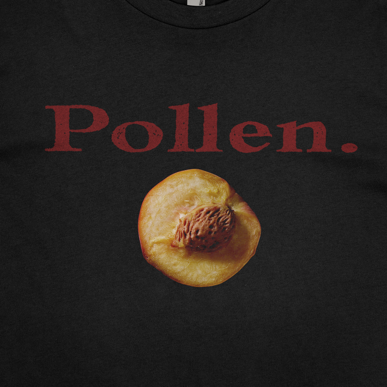 Pollen Peach Tree Shirt