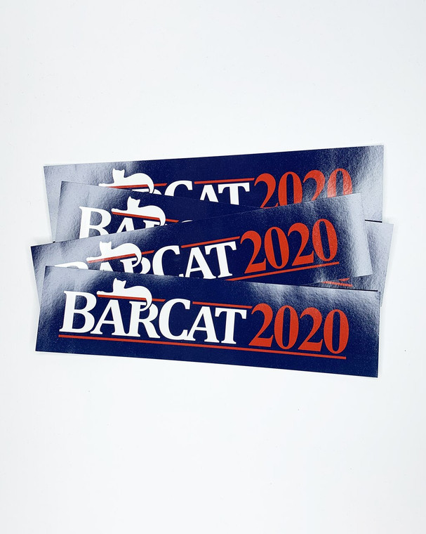 Barcat 2020 Sticker