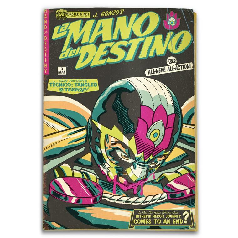 La Mano del Destino issue 3