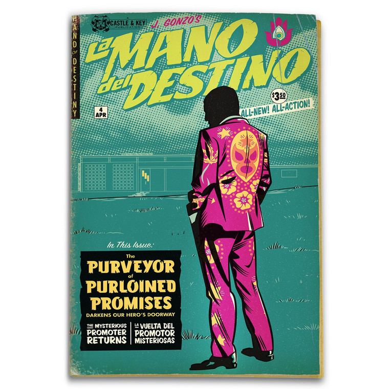 La Mano del Destino issue 4