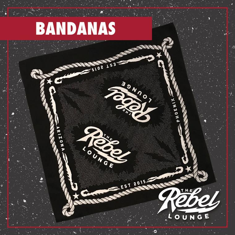 Rebel Lounge Bandana