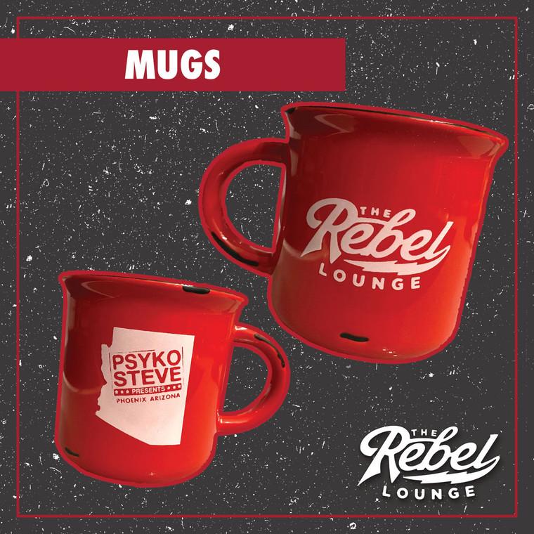 Rebel Lounge / Psyko Steve Mug