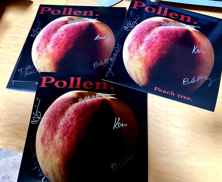 Peach Tree Signed Test Pressing