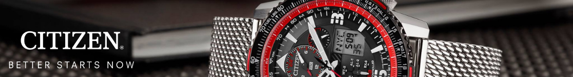 Citizen Mens Watches from D C Leake