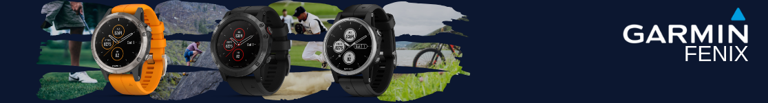 Garmin Watches from D C Leake