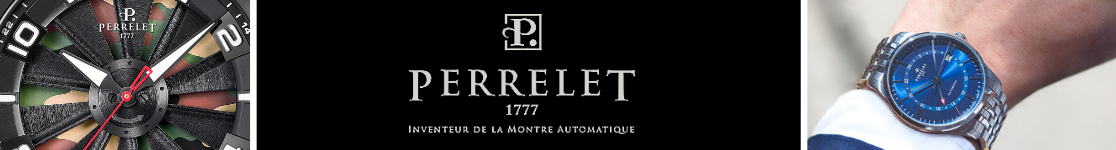 Perrelet Watches from D C Leake