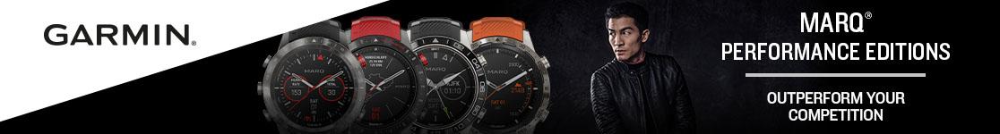 Garmin Watches from D C Leake