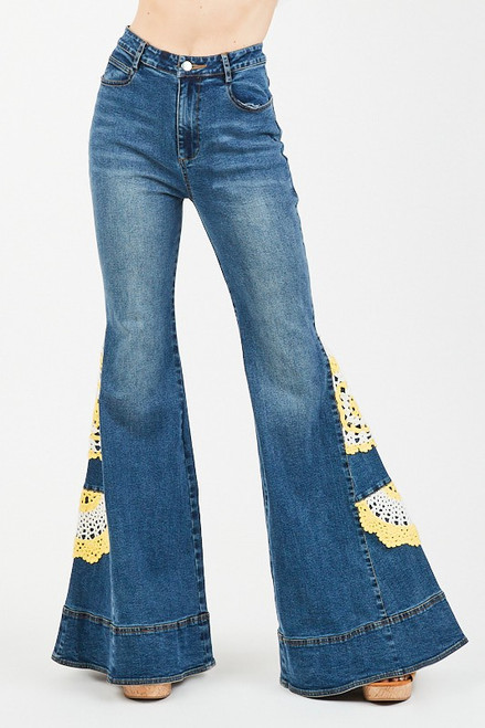 Summer of Love jean- FINAL SALE