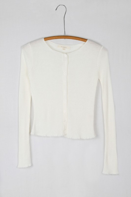 Lauren sweater- white