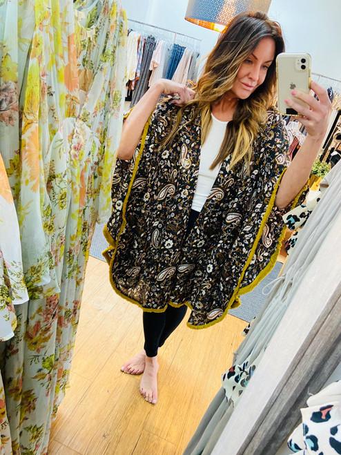 Woodstock Kimono