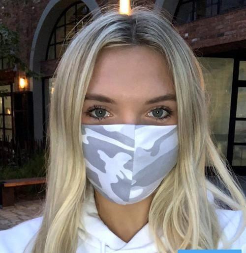 100% cotton face masks!
