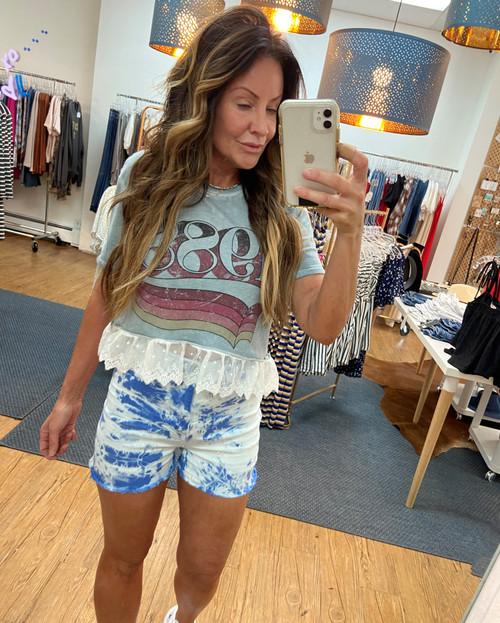 Summer Tie Dye Shorts