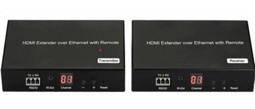 WolfPack HDMI Over LAN Adapter w/POE, Remote Control - You Design It