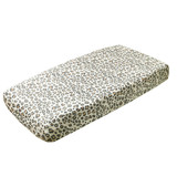 Copper Pearl Changing Pad Cover - Zara
