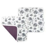 Copper Pearl Security Blanket - Rowan Floral