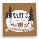 Memory Book - Bear