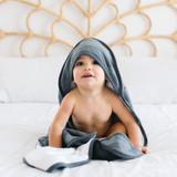 Copper Pearl Hooded Towel - Hunter Camo