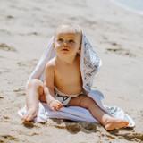 Copper Pearl Hooded Towel - Alta