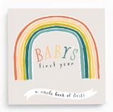 Memory Book - Rainbow