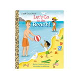 Little Golden Book - Let's Go to the Beach
