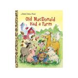 Little Golden Book - Old Macdonald