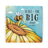 Jellycat Kids Book - Albee Big Seed