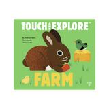 Touch & Explore Book - Farm