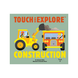 Touch & Explore Book - Construction