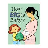 How Big Is Baby Board Book