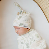C opper Pearl Knotted Hat - Rex